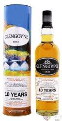 "Glengoyne art "" Jolomo no.1 Autumn Moon over Glengoyne "" Highland whisky 40% vol.  0.70 l"