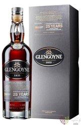 Glengoyne 25 years old single malt Highland whisky 40% vol.  0.70 l