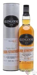 """Glengoyne """" Cask strength batch 7 """" single malt Highland whisky 58.9% vol.  0.70 l"""