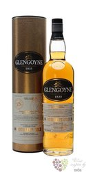 "Glengoyne "" Distiller´s gold "" aged 15 years single malt Highland whisky 40% vol.   1.00 l"