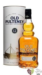 Old Pulteney 12 years old single malt Highland whisky 40% vol.   0.35 l
