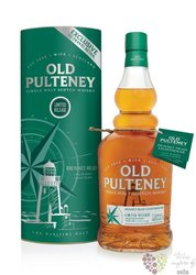 "Old Pulteney lighthouse "" Dunnet head "" single malt Highland whisky 46% vol.  1.00 l"