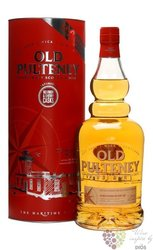 "Old Pulteney lighthouse "" Duncansby Head "" single malt Highland whisky 46% vol.1.00 l"
