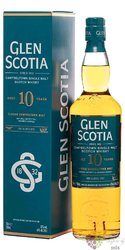 "Glen Scotia "" Legends of Scotia "" ltd. Campbeltown single malt whisky 50% vol. 0.70 l"