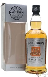 Hazelburn 8 years old Campbeltown whisky by Springbank 46% vol.    0.70 l