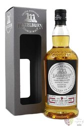 "Hazelburn "" Barolo cask "" aged 9 years Campbeltown whisky by Springbank 57.9% vol.  0.70 l"