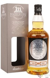 Hazelburn 10 years old Campbeltown whisky by Springbank 46% vol.  0.70 l