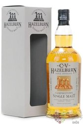 "Hazelburn "" CV "" Campbeltown whisky by Springbank 46% vol.  0.70 l"