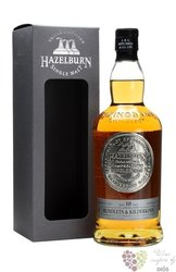 "Hazelburn 2003 "" Rundlets & Kilderkins "" aged 10 years Campbeltown whisky 50.1%vol.   0.70 l"