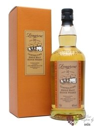 Longrow 10 years old Campbeltown Single malt whisky by Springbank 46% vol.    0.70 l
