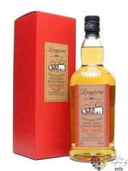 "Longrow "" 100 Proof "" aged 10 years Campbeltown Single malt whisky Springbank 57% vol.    0.70 l"