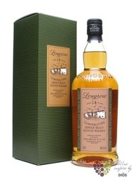 Longrow 14 years old Campbeltown Single malt whisky by Springbank 46% vol.    0.70 l