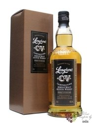 "Longrow "" CV "" Campbeltown single malt whisky by Springbank 46% vol.    0.70 l"