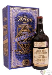 "the Arran Smugglers series III. "" The Exciseman ""  single malt Arran whiskey 56.8% vol.  0.70 l"