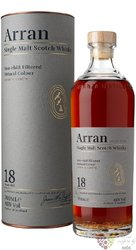 "the Arran 2015 "" Lochranza Smuggelers series "" single malt whisky 56.4% vol.  0.70 l"