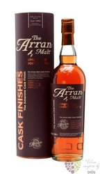 "the Arran "" Amarone cask finish "" single malt Arran whisky 50% vol.    0.70 l"