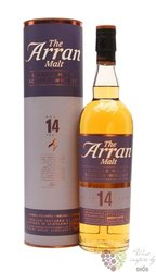 the Arran aged 14 years single malt Arran whisky 46% vol.   0.70 l