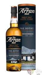 "the Arran "" Bothy quarter cask batch.1 "" single malt Arran whisky 55.7% vol.  0.70 l"