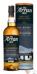 "the Arran  "" Bothy quarter cask batch.4 "" single malt Arran whisky 53.8% vol.  0.70 l"