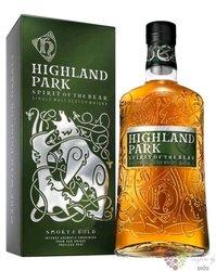 "Highland Park "" Spirit of the Bear "" aged single malt whisky 40% vol. 1.00 l"