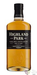 "Highland Park "" Ambassadors choice "" aged 10 years single malt Orkney whisky 46% vol.   0.70 l"