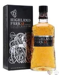 Highland Park 12 years old single malt Orkney whisky 40% vol.    0.70 l