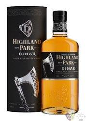 "Highland Park warrior´s collection "" Einar "" single malt Orkney whisky 40% vol.0.35 l"