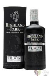 "Highland Park "" Dark origins "" single malt Orkney whisky 46.8% vol.    0.70 l"