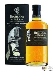 "Highland Park warrior´s collection "" Leif Eriksson "" single malt Orkney whisky 43% vol.  0.70 l"