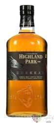 """Highland Park """" Drakkar release """" single malt Orkney whisky 40% vol.  1.00 l"""