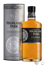 "Highland Park warrior´s collection "" Harald "" single malt Orkney whisky 40% vol.  0.70 l"