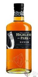 """Highland Park warrior´s collection """" Svein """" single malt Orkney whisky 40% vol.1.00 l"""