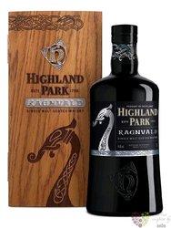 """Highland Park Warrior´s Collection """" Ragnvald """" single malt Orkney whisky 44.6%vol.  0.70 l"""