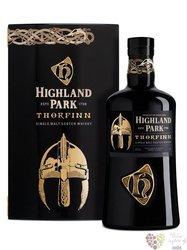 "Highland Park warrior´s collection "" Thorfinn "" single malt Orkney whisky 45.1%vol  0.70 l"