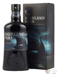 "Highland Park "" Voyage of the Raven "" single malt Orkney whisky 41.3% vol.  0.70 l"