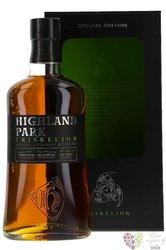 "Highland Park Special edition "" Triskelion "" Orkney whisky 45.1% vol.  0.70 l"