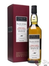 "Blair Athol 1995 "" the Managers´ choice "" aged 14 years Highland whisky 54.7% vol.    0.70 l"