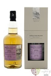 "Blair Athol 1991 "" Blackcurrant Coulis "" Highland whisky by Wemyss 46% vol.  0.70 l"