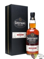 "Blair Athol 1986 "" Chieftain´s Choice "" aged 25 years Highland by Ian Macleod 54.5% vol.   0.70 l"