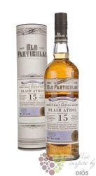 "Blair Athol 1998 "" Old Particular Douglas Laing & Co "" aged 15 years Highlands 48.4% vol.  0.70"