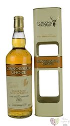 "Blair Athol 2006 "" Connoisseurs choice "" Highland whisky by Gordon & MacPhail 46% vol.  0.70 l"