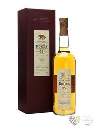 Brora 1978 aged 35 years single malt Highland whisky 48.6% vol.   0.70 l