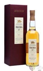 Brora 37 years old single malt Highland whisky 50.4% vol.     0.70 l