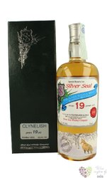 "Clynelish 1993 "" Silver Seal "" aged 19 years single malt Highlands whisky 53.5%vol.    0.70 l"