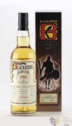 "Clynelish 1995 "" Blackadder Raw cask "" aged 18 years Highlands whisky 53.7 vol.0.70 l"