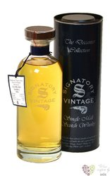"Clynelish 1996 "" Signatory vintage "" aged 18 years Ibisco decanter Highlands whisky 43% vol.  0.70 l"
