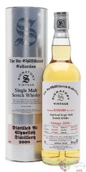 "Clynelish 2008 "" Signatory UnChilfiltered collection "" Highland whisky 46% vol.0.70 l"