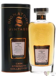 "Clynelish 1995 "" Signatory Cask Strength "" Highland whisky 57.7% vol.  0.70 l"