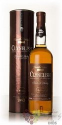 "Clynelish 1993 "" Distillers edition "" double matured Coastal Highland whisky 46% vol.    0.70 l"