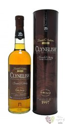 "Clynelish 1997 "" Distillers edition "" bott.2012 Coastal Highland whisky 46% vol.  0.70 l"